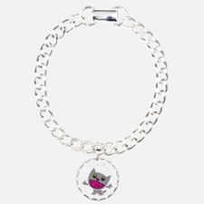 smellycatdrk copy Charm Bracelet, One Charm