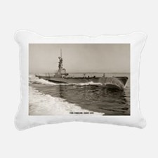 corsair agss large frame Rectangular Canvas Pillow