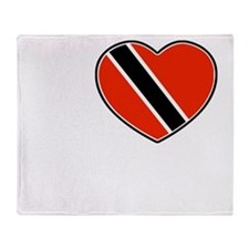 soca1 Throw Blanket