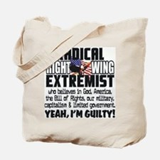 radical1 Tote Bag