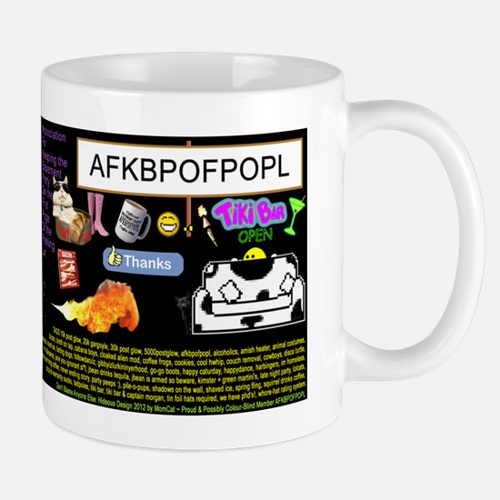 PeepsColourKimster Mug