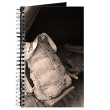 Military parachute Journal