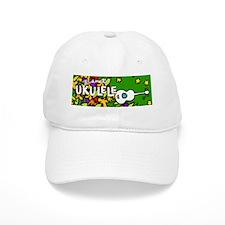 Planet-Uke-Mug Baseball Cap