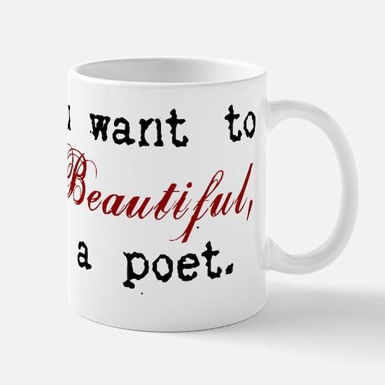 PoetUpper Mug