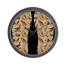flipflops-otherbirds Wall Clock