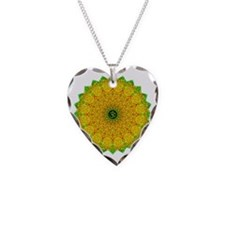 Om Aum Mandala Yoga Shirt Necklace