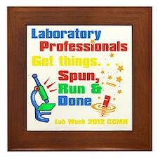 labweek2012 Framed Tile