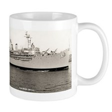 dixie large framed print Small Mugs