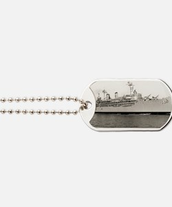 dixie rectangle magnet Dog Tags