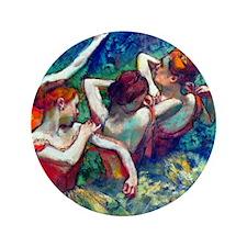 "FF Degas 4Dancers 3.5"" Button"