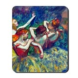 Degas ballerina Classic Mousepad
