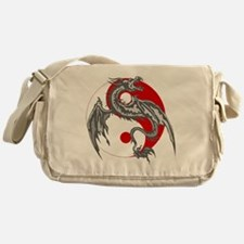 tai7dark Messenger Bag