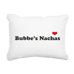 Bubbe's Nachas Rectangular Canvas Pillow