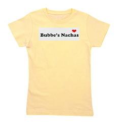 Bubbe's Nachas Girl's Tee