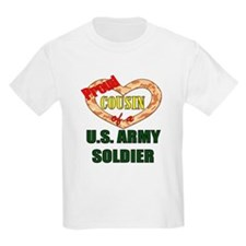 Proud Army Cousin Kids T-Shirt