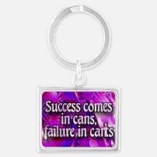 successcan Landscape Keychain