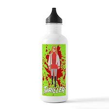 thriller a cruel pictu Water Bottle