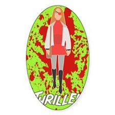 thriller a cruel picture hartter co Decal