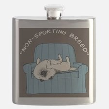 nonsportingkindle Flask