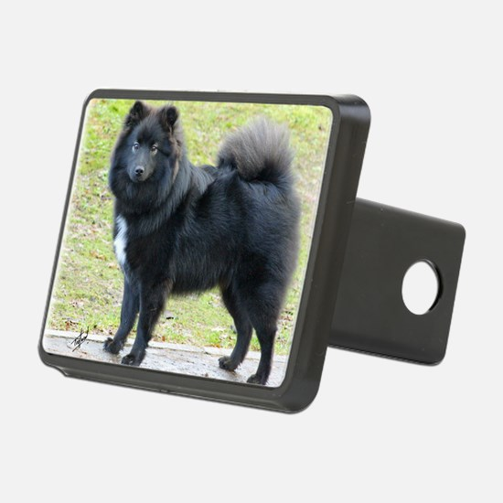 Finnish Lapphund 9T039D-02 Hitch Cover