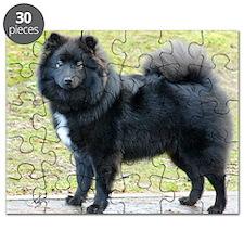 Finnish Lapphund 9T039D-027 Puzzle