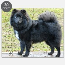 Finnish Lapphund 9T039D-027 Puzzle