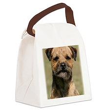 Border Terrier 9Y325D-038 Canvas Lunch Bag