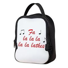 falalalalalalatkes Neoprene Lunch Bag