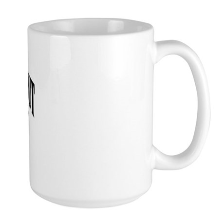 Blogger Blowout Wt Large Mug