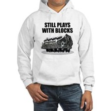 Still Plays With Blocks - Che Hoodie