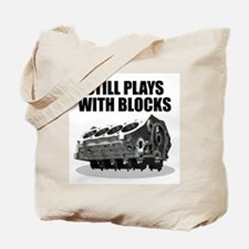 Still Plays With Blocks - Che Tote Bag
