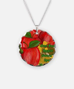 ONE-BAD-APPLE-16x20-SMALL-PO Necklace