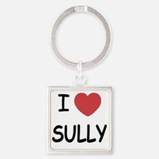 SULLY Square Keychain