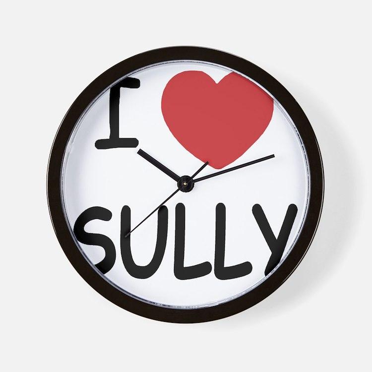 SULLY Wall Clock