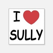 "SULLY Square Sticker 3"" x 3"""