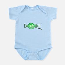 Dark Witch Infant Bodysuit