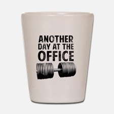 another-day-in-the-office Shot Glass