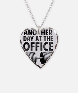 another-day-in-the-office Necklace