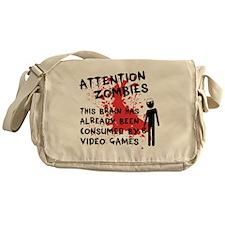 attention Messenger Bag