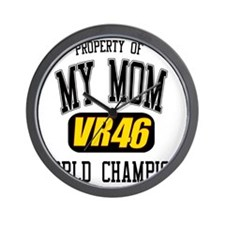 VRPropMom Wall Clock