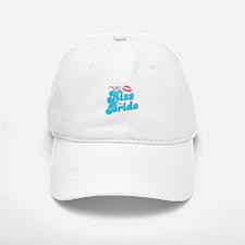 Kiss the Bride Baseball Baseball Cap