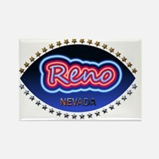 Reno200 Rectangle Magnet