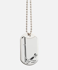 rapidTransit Dog Tags
