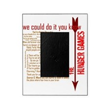 bright red we could do it you know t Picture Frame