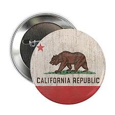 "VintageCaliforniaRe1SC 2.25"" Button"