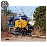 Train csx Puzzles