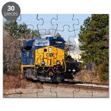 CSX Train 1 Puzzle