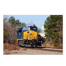 CSX Train 1 Postcards (Package of 8)