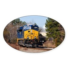 CSX Train 1 Decal