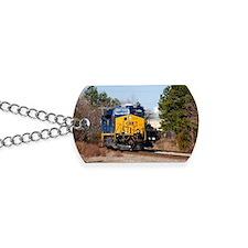 CSX Train 1 Dog Tags